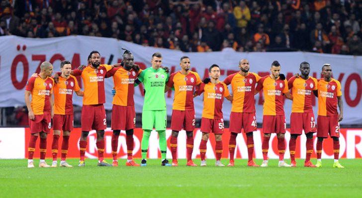 Galatasaray'da Benfica kadrosu belli oldu