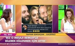 Gazeteci Tayyar Işıksaçan'dan olay itiraf