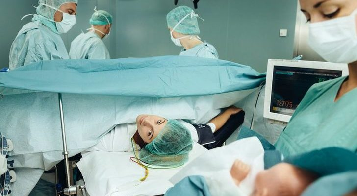 Hamile olduğunu doğuma girerken öğrendi, 'ben bakireyim' dedi