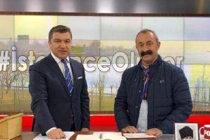 'Komünist Başkan' Fatih Mehmet Maçoğlu sosyal medyada gündem oldu