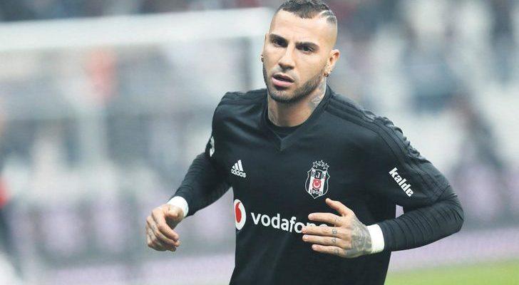 Quaresma'nın Beşiktaş'tan ayrılıp Suudi Arabistan'a transfer olacağı iddia edildi