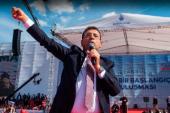 Ünlü sanatçıdan İmamoğlu'nun kampanyasına 100 bin TL'lik destek