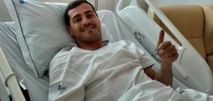 Iker Casillas kalp krizi sonrasında futbolu bıraktı