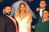 Kibariye'nin kızı Birgül Küçükbalçık evlendi