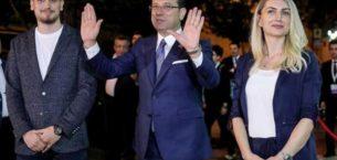 AKP'li isim İmamoğlu'nun kravat tercihini yorumladı: Yunan olduğunu gösterdi!