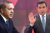 Fatih Portakal'dan Erdoğan'ın o sözlerine tepki