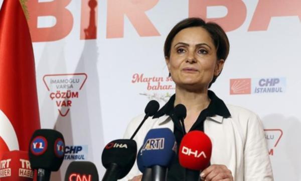 Kaftancıoğlu'ndan Erdoğan'ın İmamoğlu'na yönelik 'özür' açıklamasına tepki