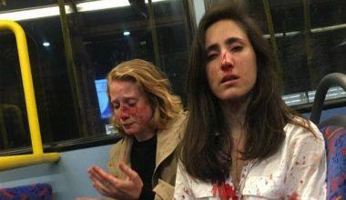 Londra'da lezbiyen çifte saldıran beş genç gözaltına alındı