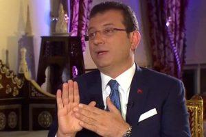 Ekrem İmamoğlu canlı yayında açıkladı: AK Parti randevu vermedi